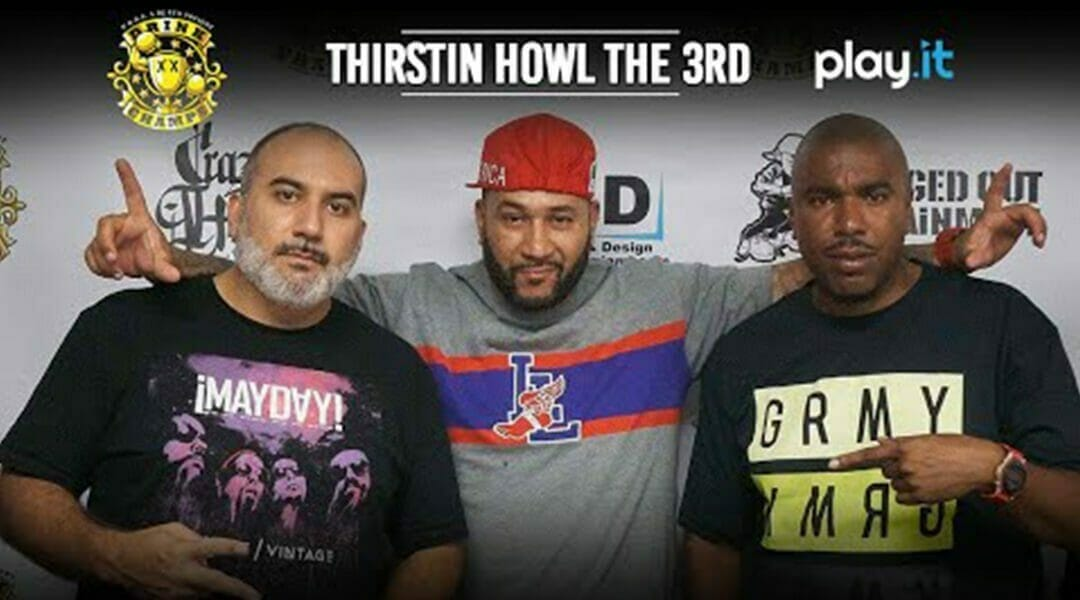 Drink Champs – Episode 25 w/ Thirstin Howl The 3rd & The Drink Champs family