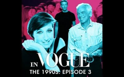 On Episode 3 of In Vogue: The 1990s, How Calvin, Ralph, and Donna Marketed the American Dream
